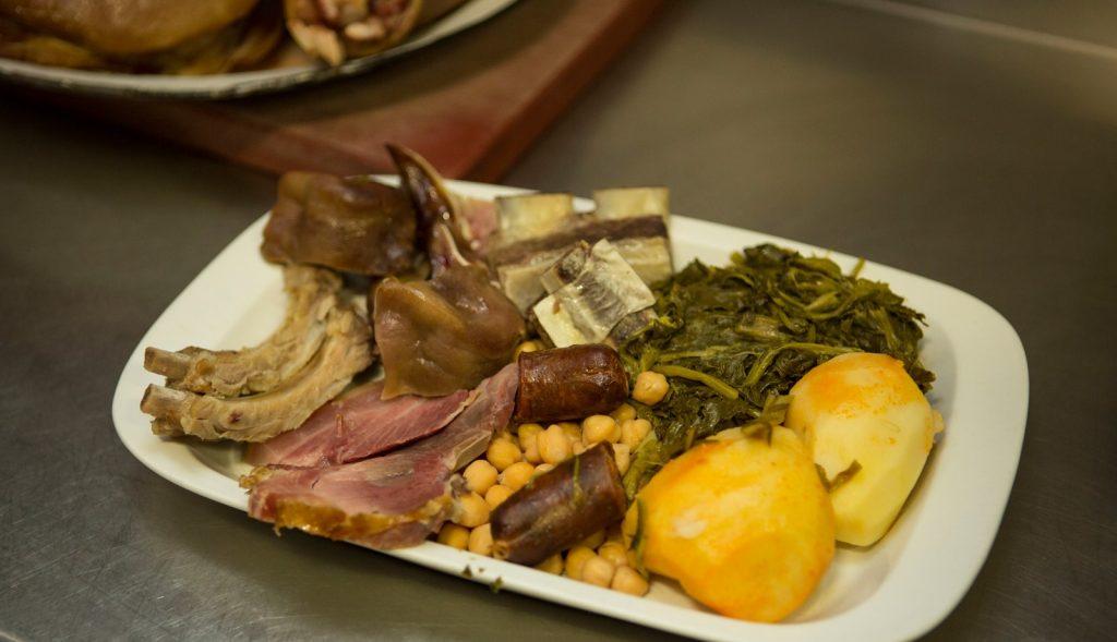 Fiesta del Cocido en Lalín, Pontevedra
